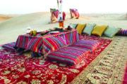 Romantic Dune Dinner