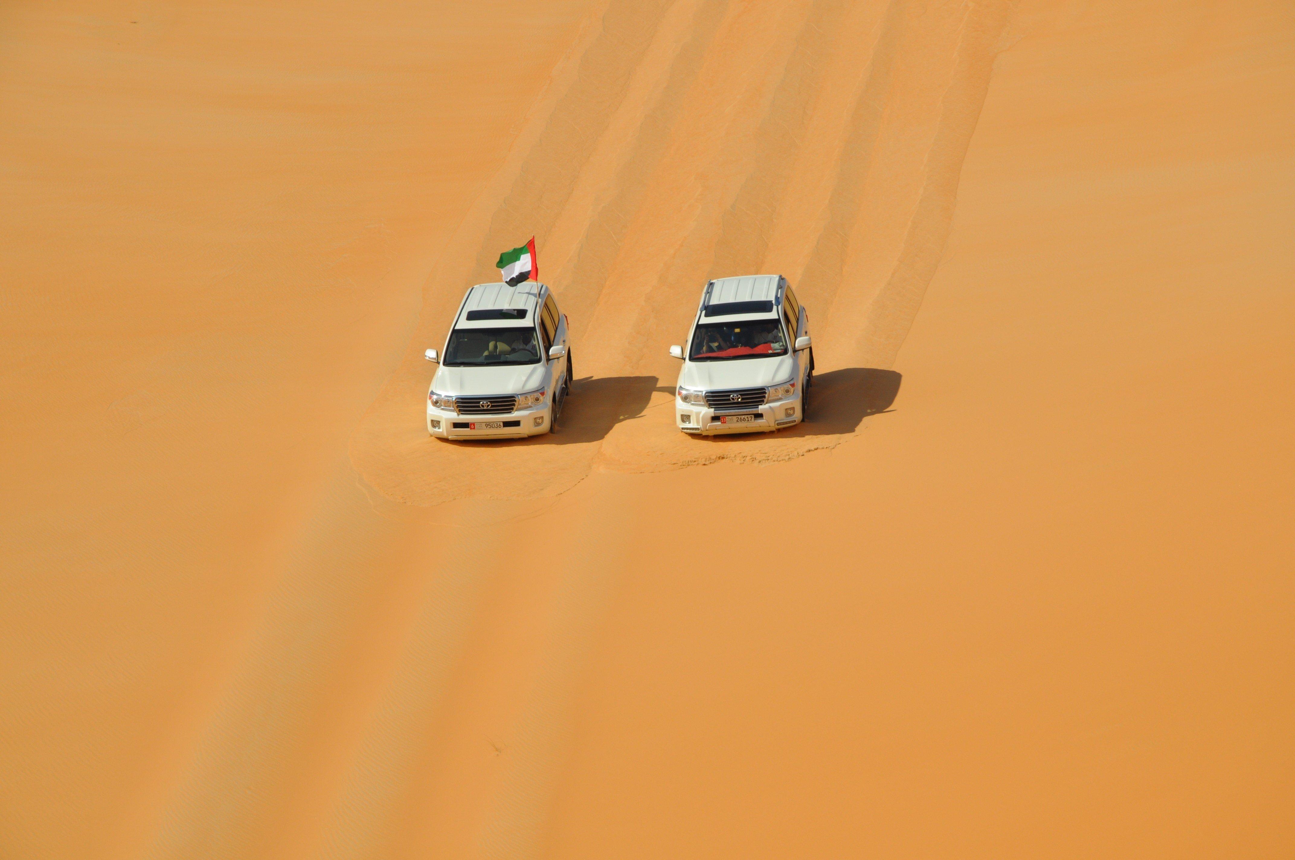 Liwa Overnight Safari Abu Dhabi