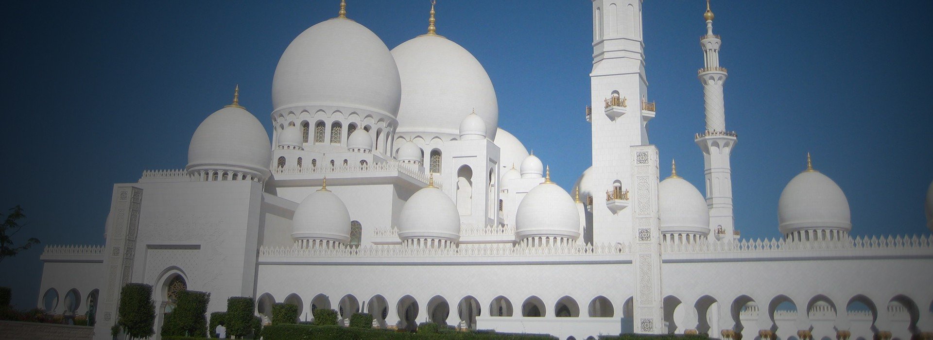 Full Day Abu Dhabi City Tour with Grand Mosque & Louvre