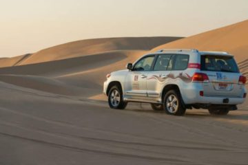 liwa self drive desert safari